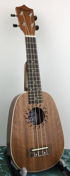 Image of Penguin Pineapple Ukulele