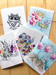 Image of Spring Greeting Cards