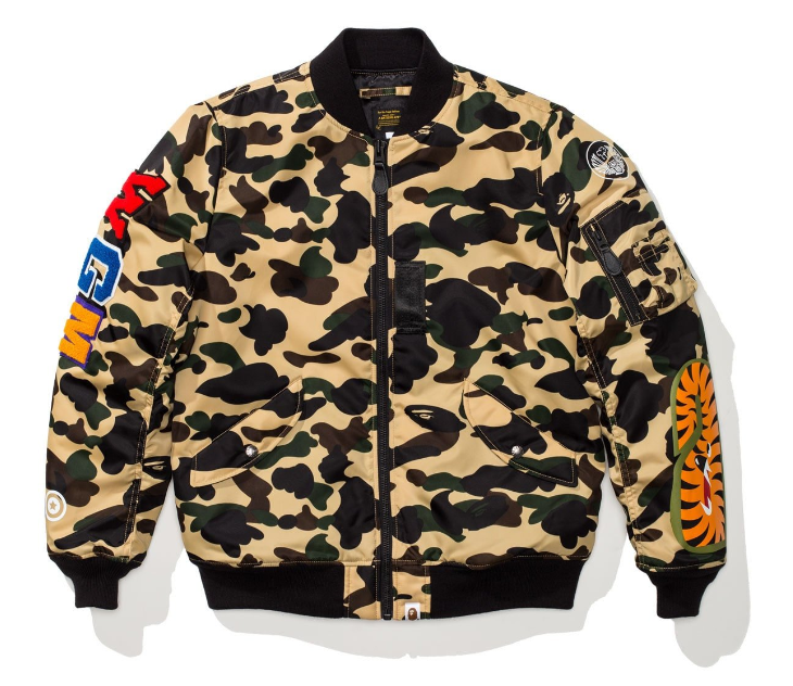 Image of Bape Jacket