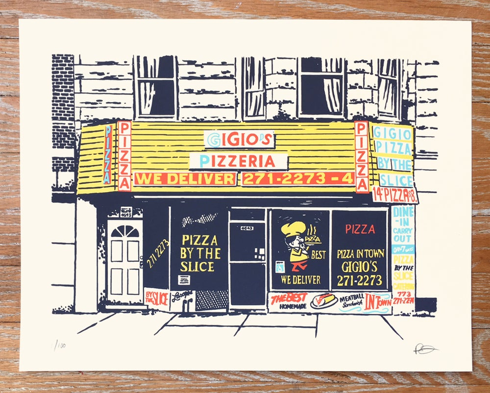 Image of Gigio's Pizza
