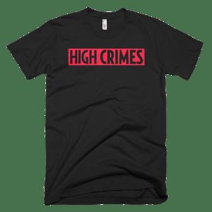 Image of HIGH CRIMES