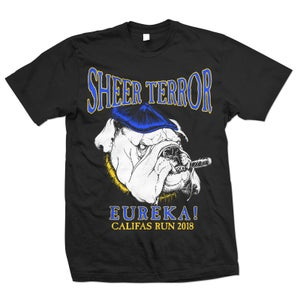 "Image of SHEER TERROR ""Eureka!"" T-Shirt"