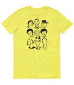 Image of Style Wars Tribute Tee, Spring Yellow tee