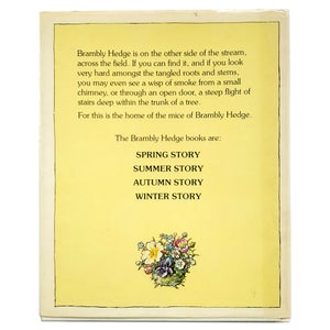 Image of Jill Barklem - Brambly Hedge: Spring Story