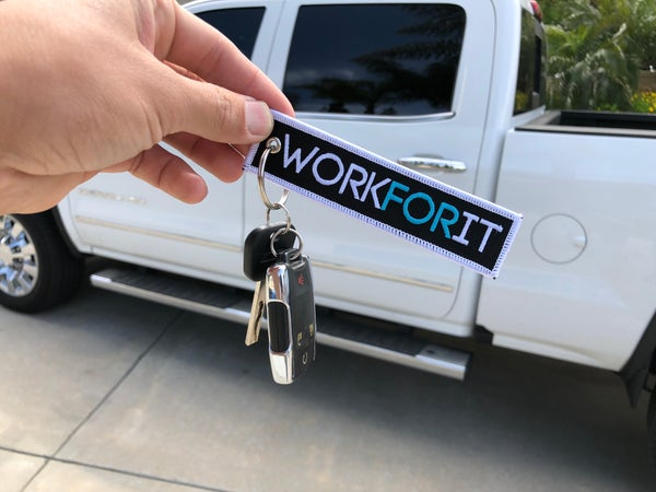 Image of WORKFORIT KeyTag