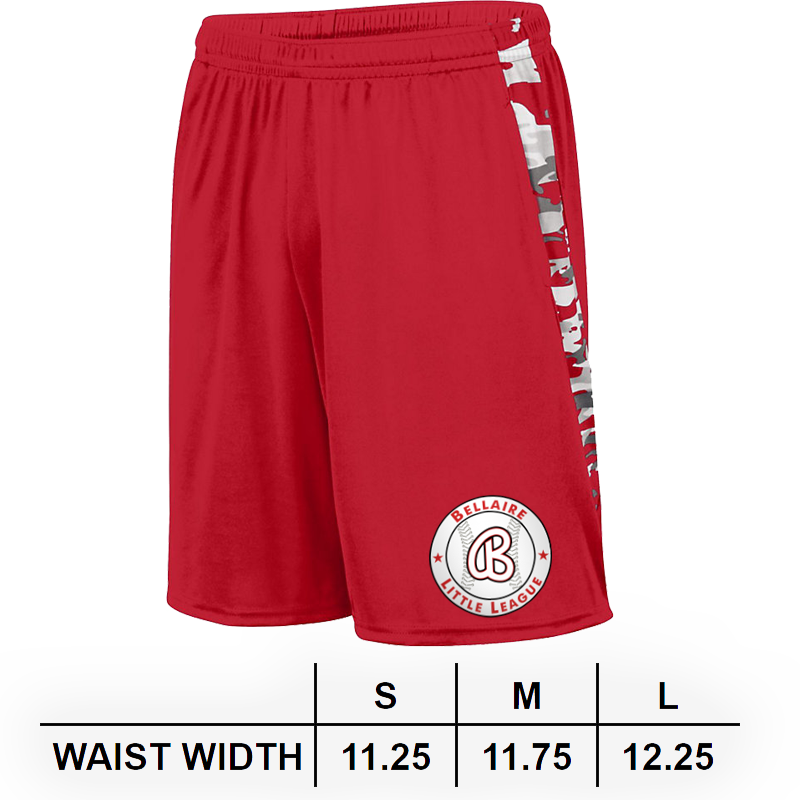 Image of BLL Logo Performance Shorts