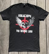 "Image of KC ""The Wrong Side"" Men's short sleeve tee"