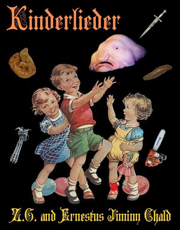 Image of Kinderlieder (CD)