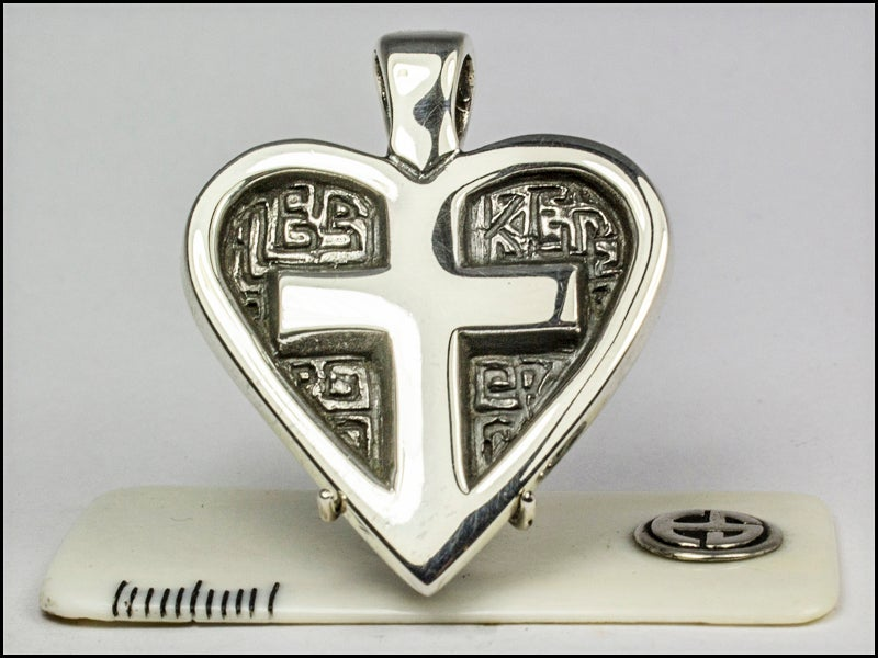 Image of Heart Cross