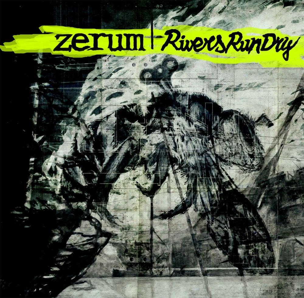 """Image of Rivers Run Dry/Zerum - Split 12"""""""