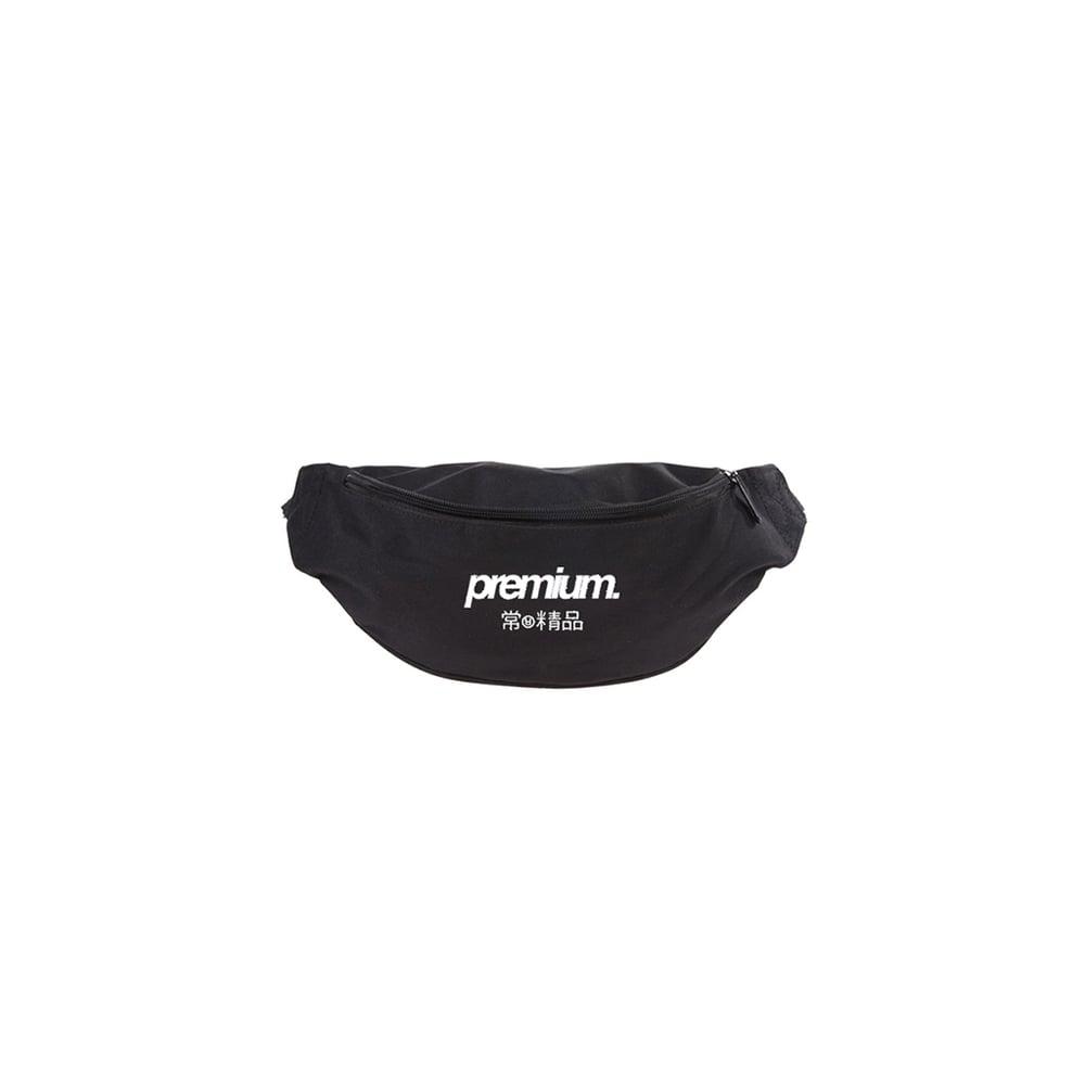 Image of RARE TOKYO Waistbag (Black)