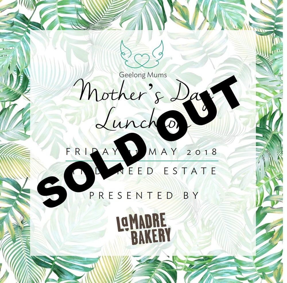 Image of Geelong Mums Mother's Day Event - Individual Ticket