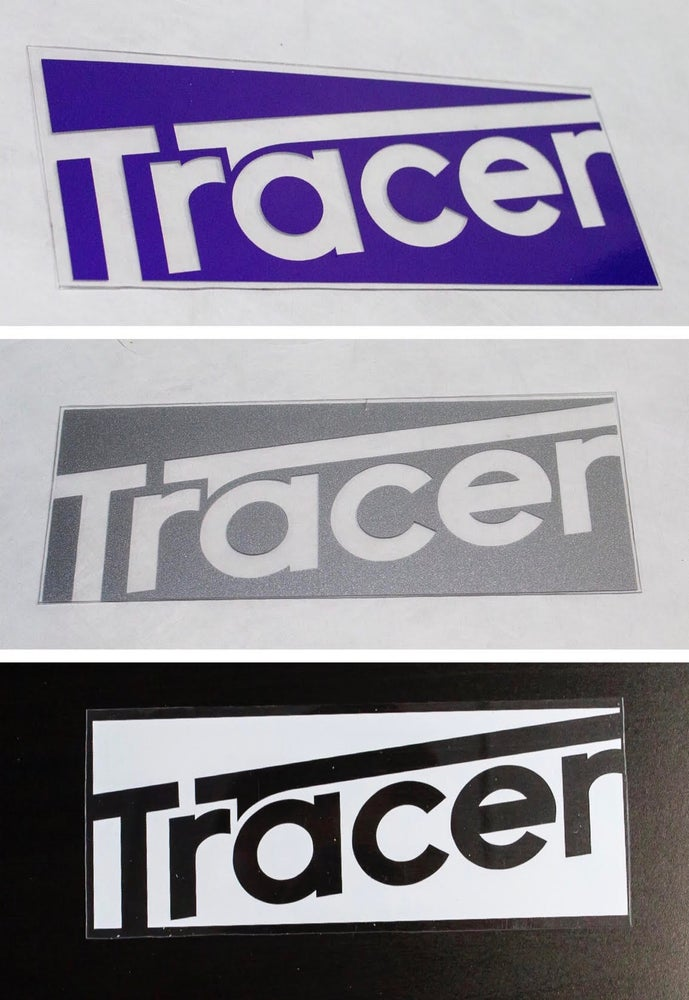 Image of Rectangle Style Decal