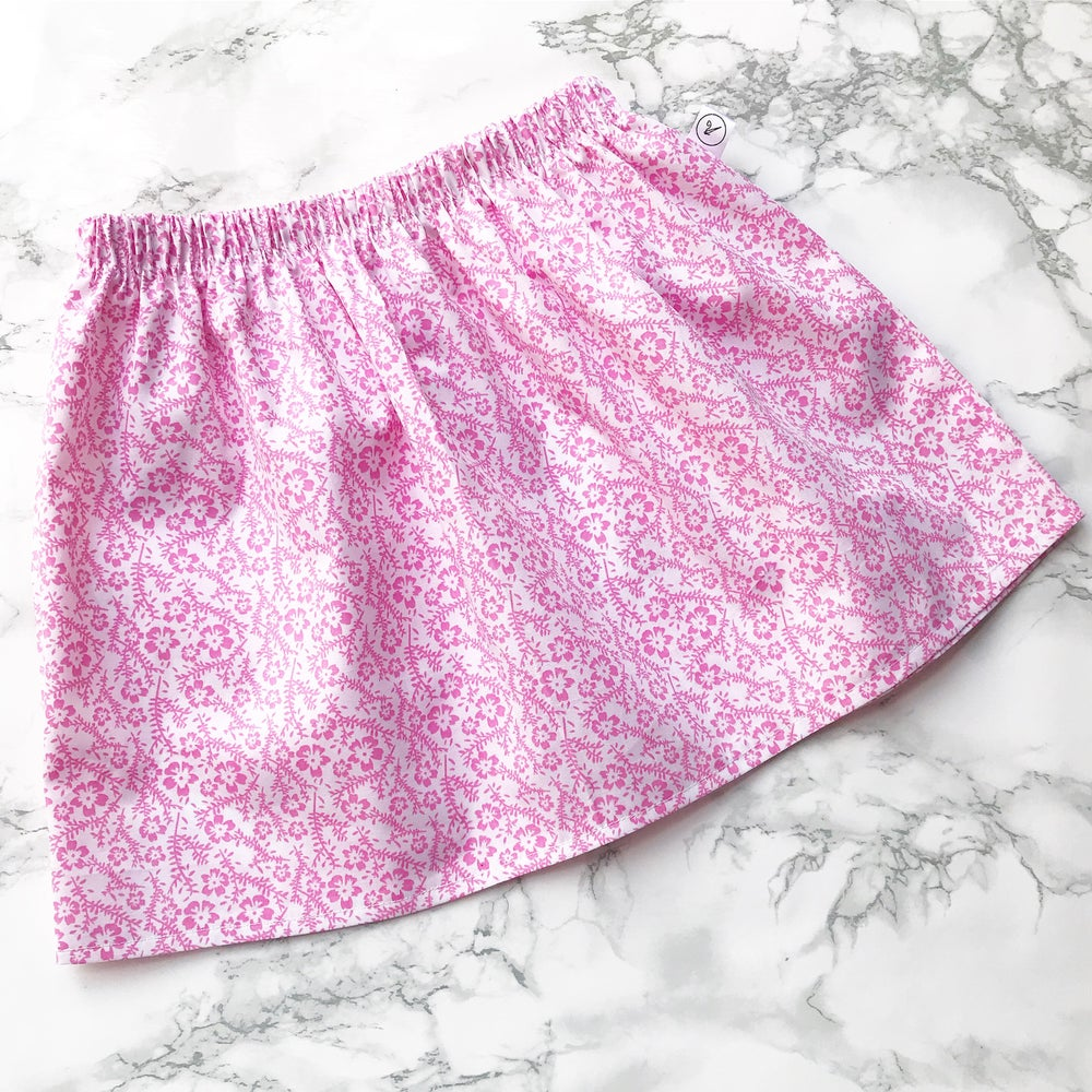 Image of Pink Sweetheart Skirt