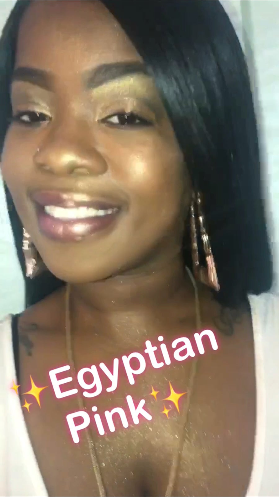Image of Egyptian Pink✨