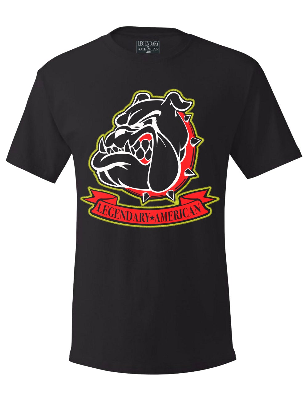 Image of Legendary American Bulldog 18 Tee