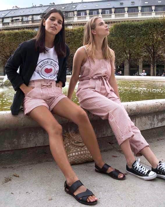 Tee-Shirt Maison - Maison Brunet Paris