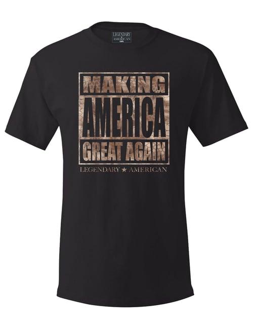 Image of Legendary American MAGA Tee