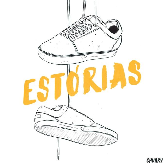 Image of Estórias (EP)