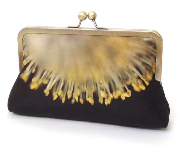 Image of Yellow catkin bag