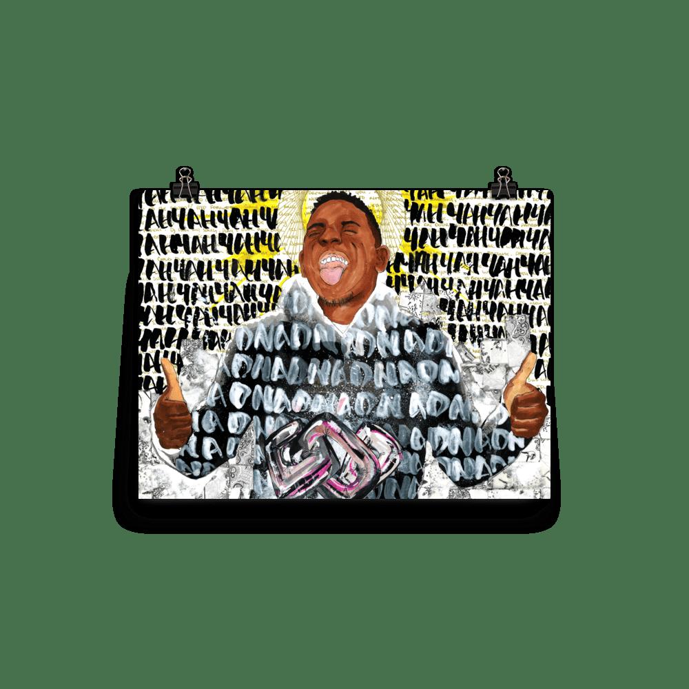 Image of GOD, The Kendrick