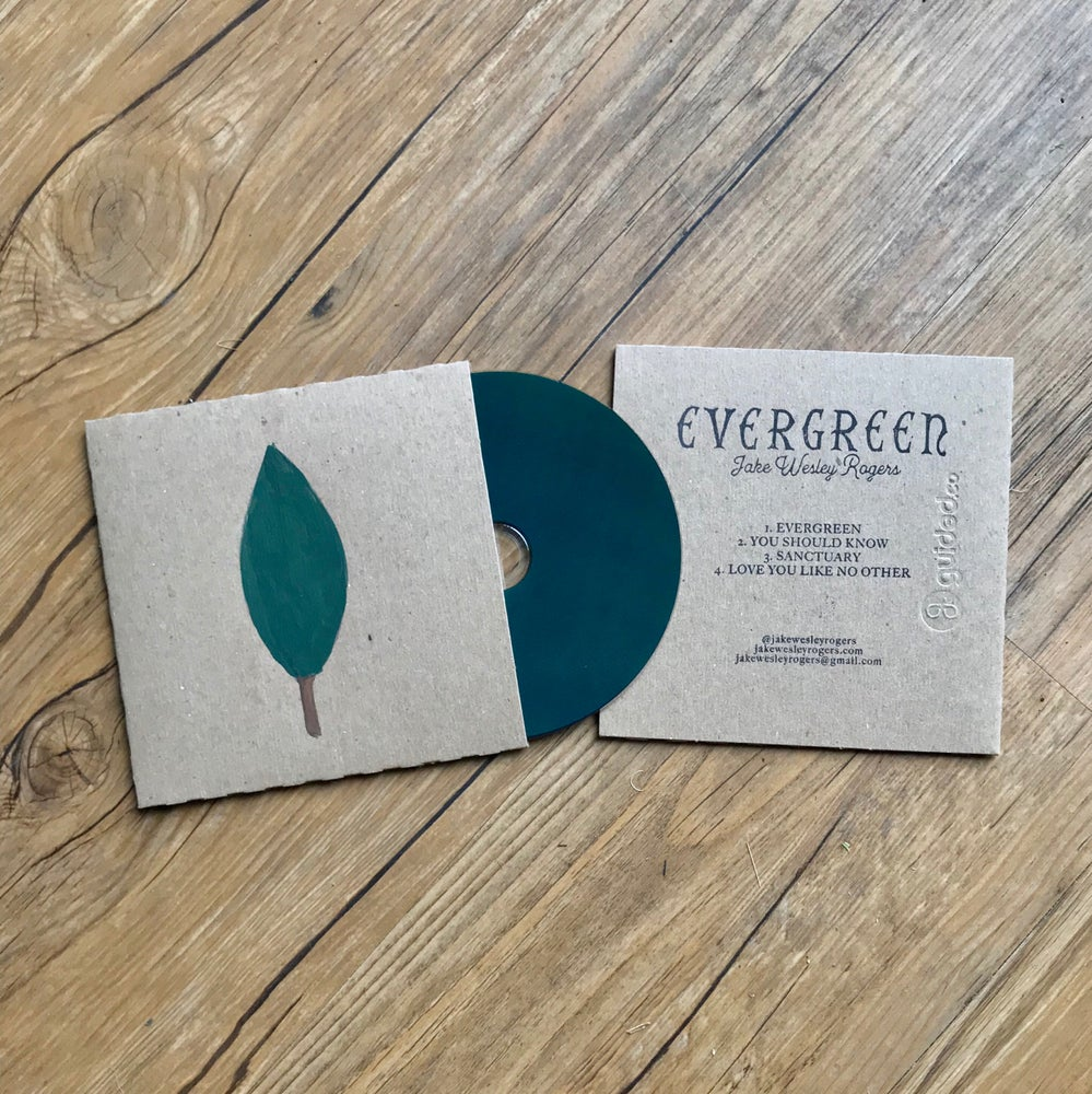 Image of Evergreen EP // Physical CD