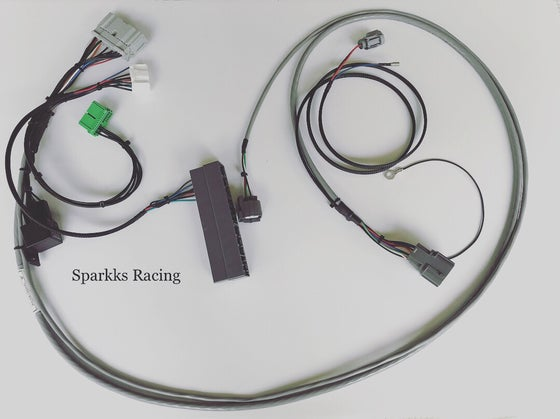 Image of Sparkks Racing Honda Kseries Conversion Harness 96-98 Civic/ 99-00 Civic 100% PNP