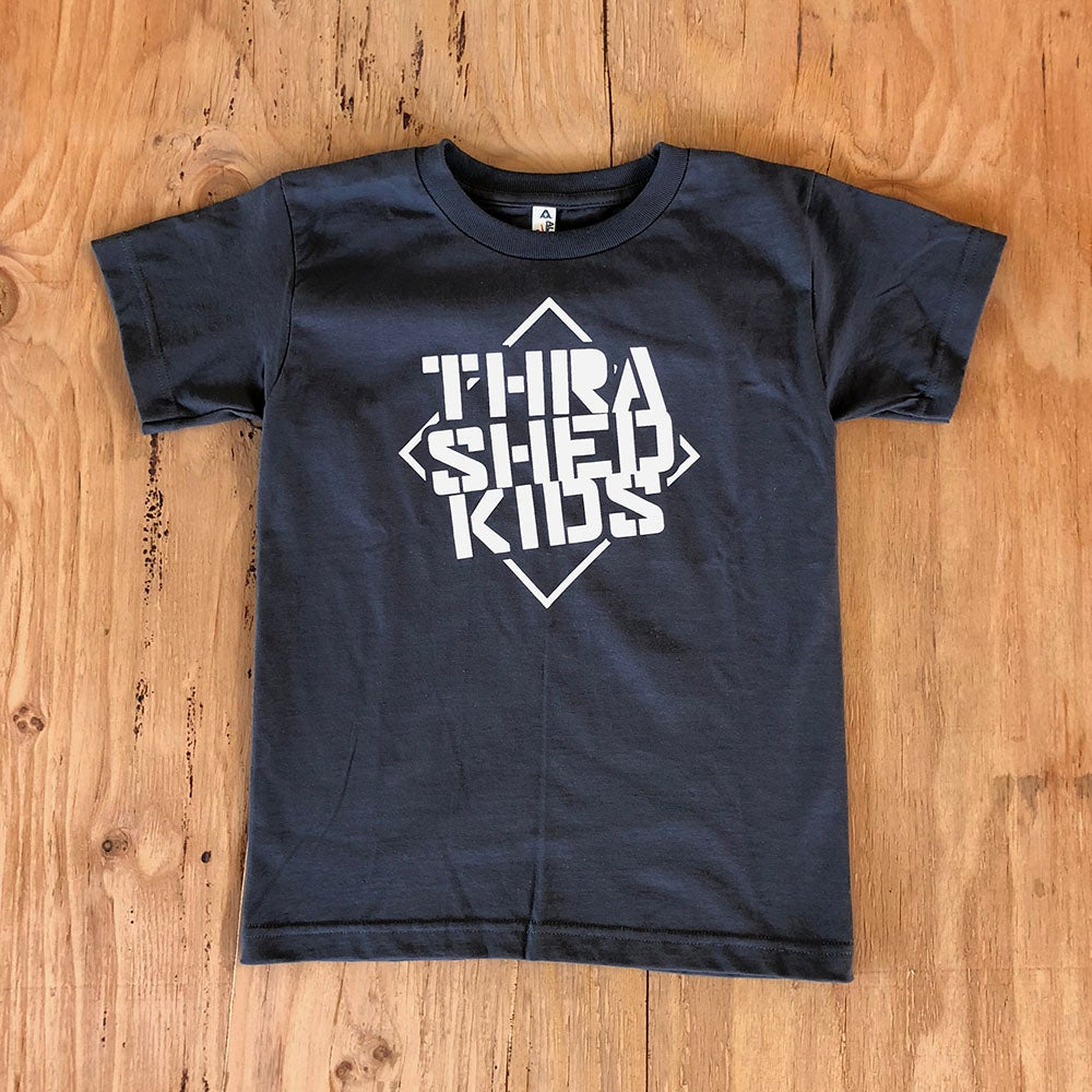"Image of Kids ""Block"" Tee"