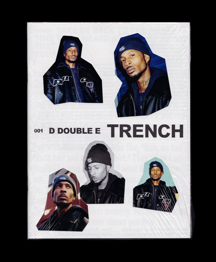 Image of TRENCH 001: D Double E