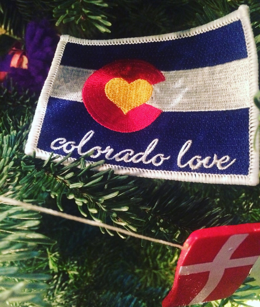 Image of Colorado Love Patches