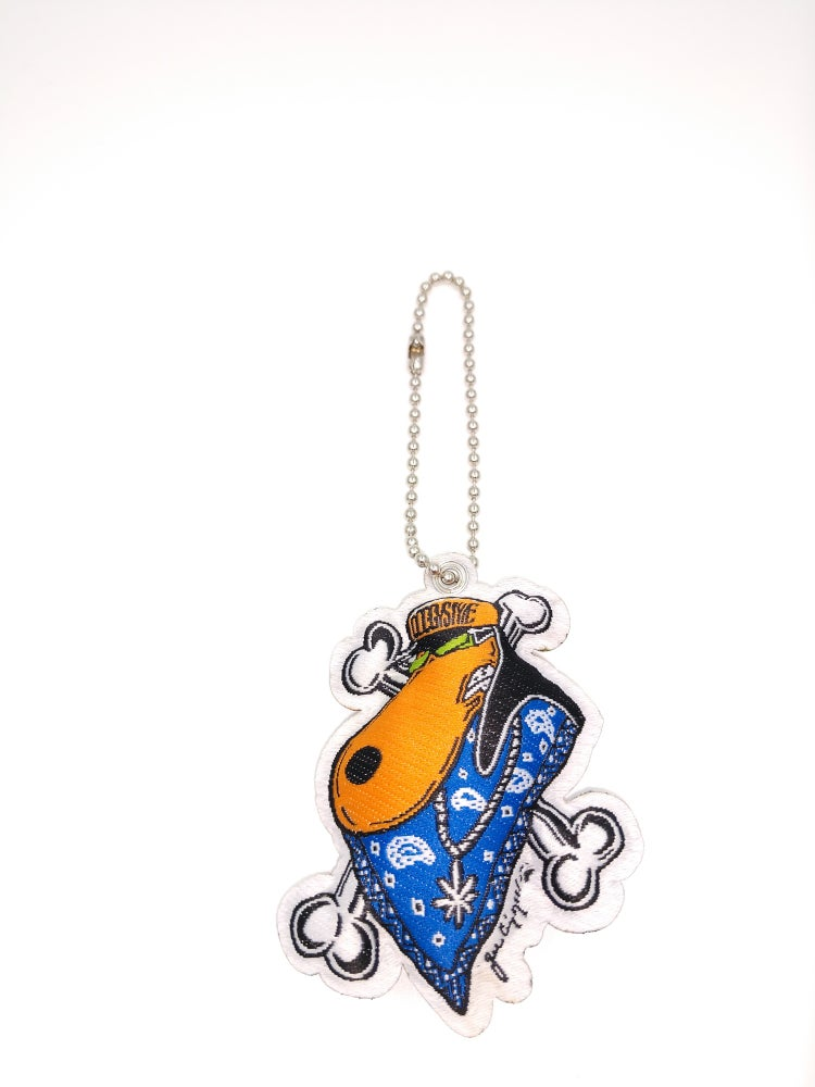 "Image of Limited Edition-Doggy ""Keymoji"" keychain"