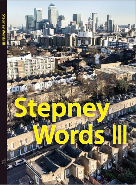 Image of STEPNEY WORDS 111 an anthology of East London schoolchildrens poetry
