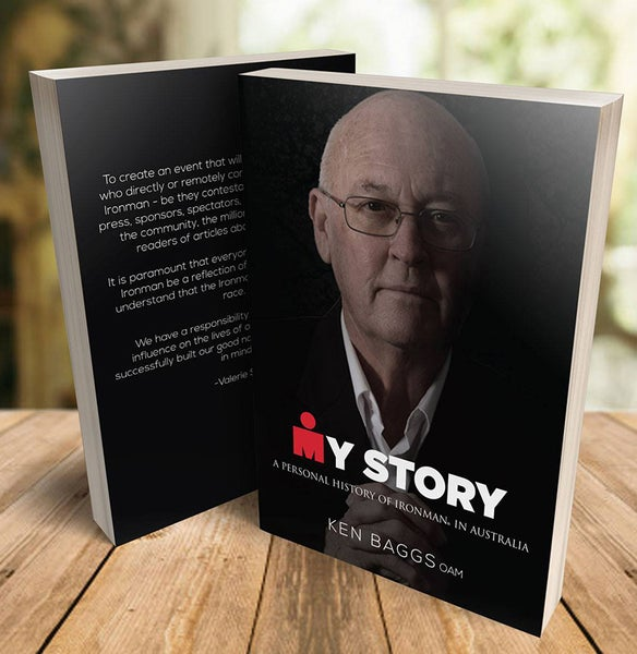 Image of My Story - A Personal History of Ironman® in Australia