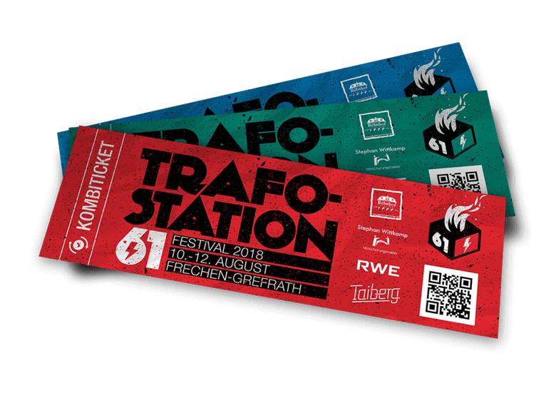 Image of Tickets 2018