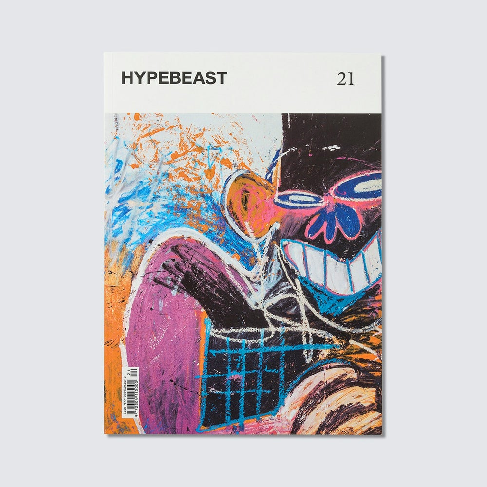 Image of HYPEBEAST Magazine # 21