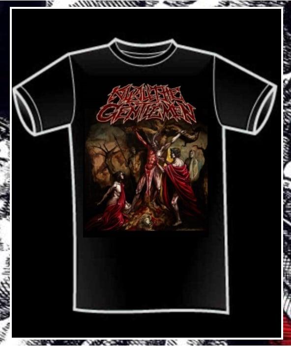 "Image of ""Loss & Rapture"" T-shirt"