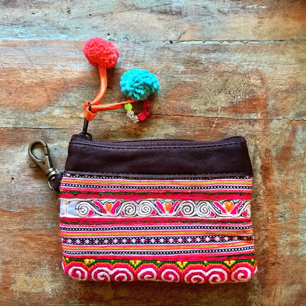 Image of Boho coin purse #5