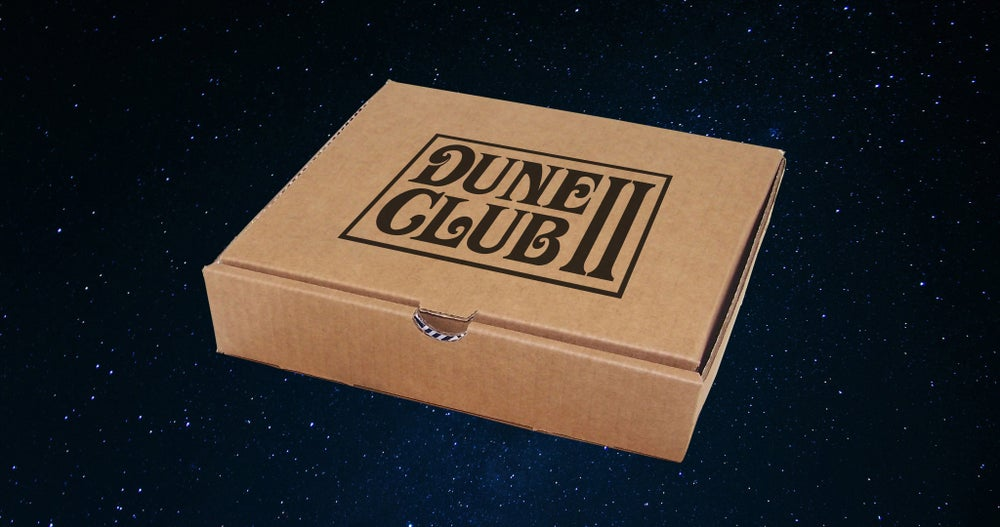 Image of Dune Box II