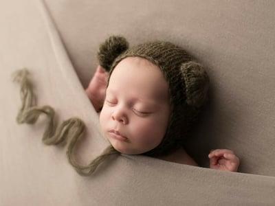 Image of Teddy Bonnet