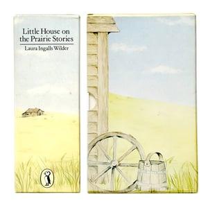 Laura Ingalls Wilder - Little House on the Prairie Stories