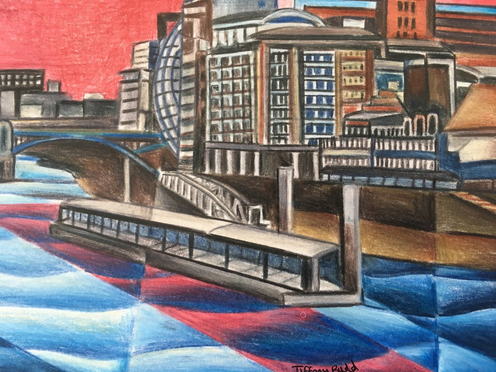Image of From The Millennium Bridge