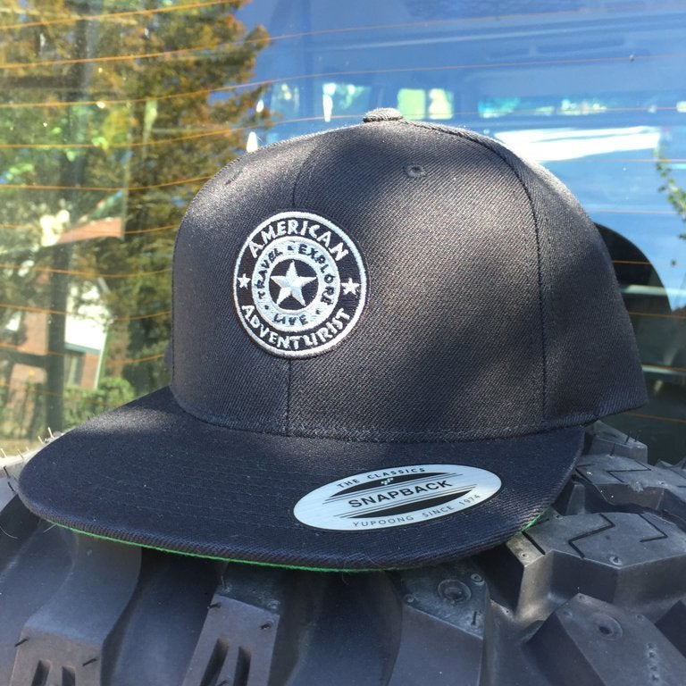 Image of American Adventurist Snapback Hat