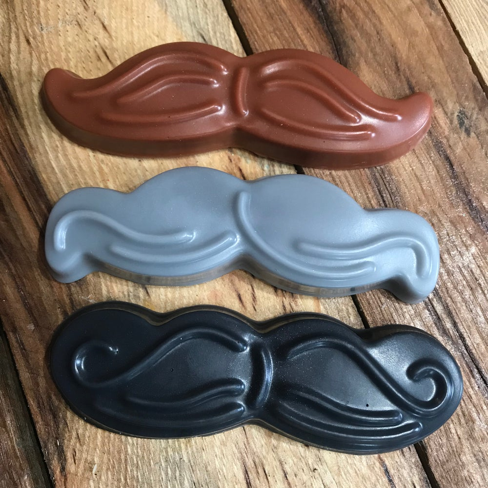 Image of Manly Mustache Wax Melts