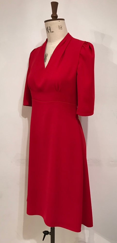 Image of Heather tea dress