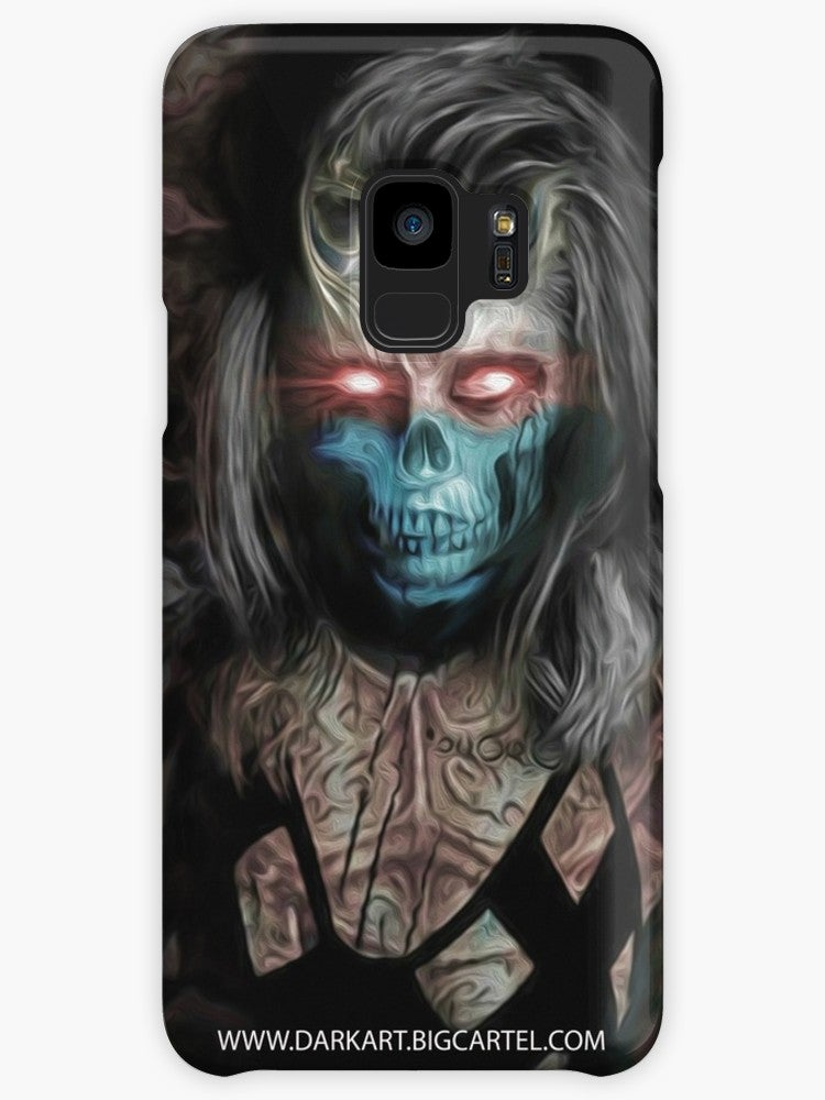 "Image of ""Disenchanted Spirit"" Samsung Galaxy Tough Case"