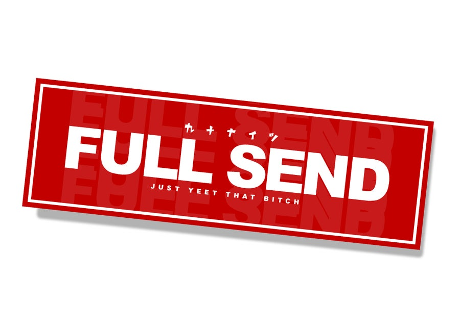 Image of FULL SEND
