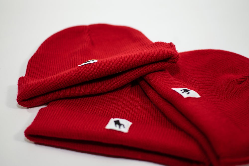 Image of Label Beanie