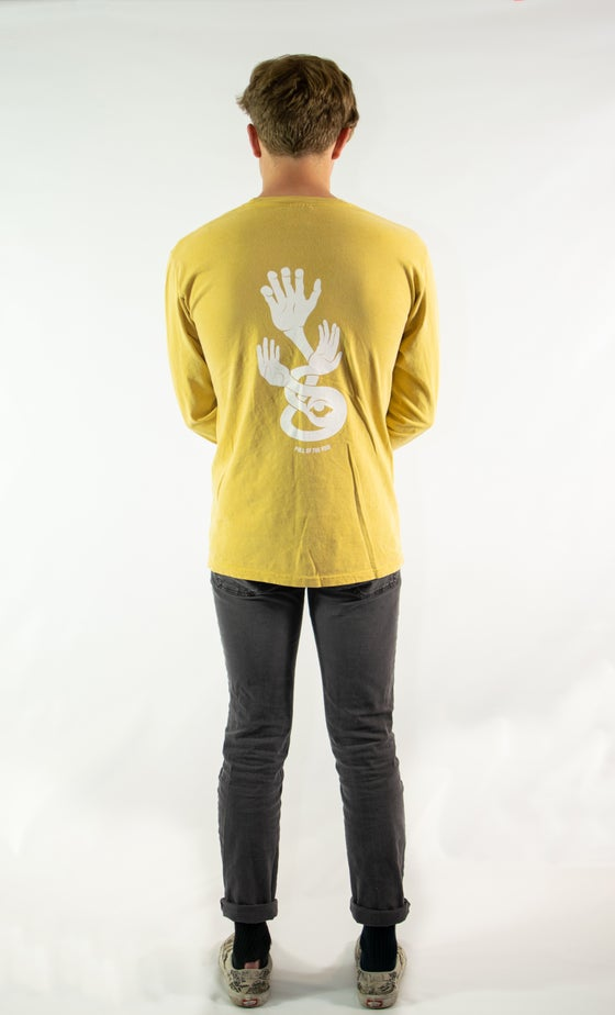 Image of The Void Long Sleeve - YELLOW
