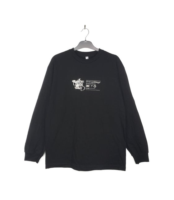 Image of Strangeways Precision Audio Visual Long-Sleeve Tee