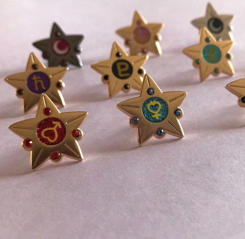 Image of Mini Star Pins